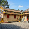 Le Van Duyet temple, history worship place — Stock Photo #61627503