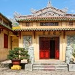 Le Van Duyet temple, history worship place — Stock Photo #61631153