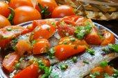 Vietnamese food, braised fish — Stockfoto