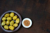 Vietnamese food, Spondias mombin — Foto Stock