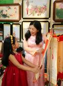 вьетнам tet, весенняя ярмарка, хошимин — Стоковое фото