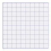 Square graph paper — Stock Photo