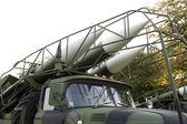 Cohete portador — Foto de Stock