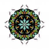 красочный дизайн элемент — Cтоковый вектор