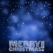 Disegno di Natale allegro — Vettoriale Stock