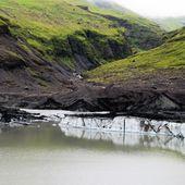 Iceberg, Iceland — Stock Photo