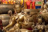 Hindu deities — Stock Photo