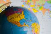 Political geography — Stock Photo