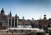 Museu Nacional DArt de Catalunya — Stock Photo