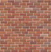Bakstenen muur textuur — Stockvector