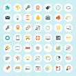Set of Seo Icons — Stock Vector #53122387