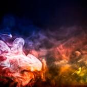 Abstract smoke background — Stock Photo