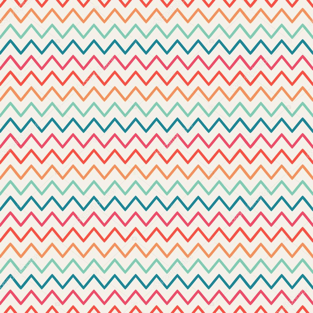vector retro chevron zigzag stripes geometric seamless pattern vintage hipster striped for. Black Bedroom Furniture Sets. Home Design Ideas