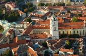 Old Town of Vilnius, Lithuania — Stock Photo
