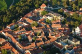 Old Town of Vilnius, Lithuania — Stock Photo