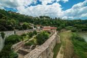 Veliko Tarnovo, capitale storica della Bulgaria — Foto Stock