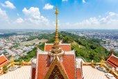 Nakhonsawan, Thajsko. — Stock fotografie