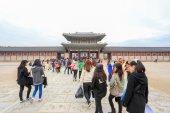 Gyeongbokgung palace — Stock Photo