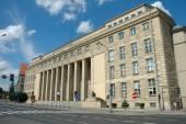 University of Economics in Poznan, Poland — Stock Photo