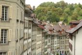 Buildings in Bern, Switzerland — Stock Photo