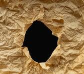 Siyah daire — Stok fotoğraf
