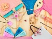 Women's clothing — Stock Photo