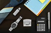 Set of accessories for business — Foto Stock