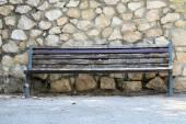 Bench — Stock Photo
