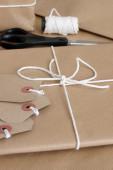 Parcel Packing — Zdjęcie stockowe