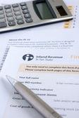 New Zealand Tax — Stock fotografie