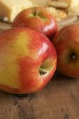 Jazz Apples — Stock Photo