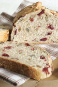 Cranberry Bread — Stock Photo