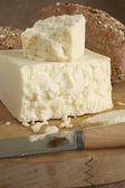 Cheshire cheese — Stock Photo