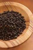 Black Peppercorns — Stock Photo