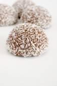 Coconut Snowballs — Stock Photo