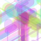 Abstracte isometrische computer gegenereerde 3D-blauwdruk visualisatie lijnen achtergrond. vectorillustratie voor doorbraak in de technologie. — Stockvector