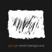 Vector set of grunge brush strokes. Vector brush strokes collection. — Stok Vektör
