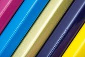Colorful color Pencils — Stock Photo