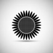 Flower. Vector Illustration — Stock Vector