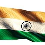 India National Flag — Stock Photo #51878301