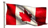 Canada National Flag — Stock Photo