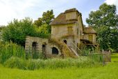 Borgo antico francese — Foto Stock