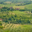 Tuscany landscape — Stock Photo #55235067