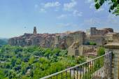 Tuscany city — Stock Photo