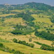 Tuscany landscape — Stock Photo #58896711