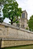 Antigua catedral gótica — Foto de Stock