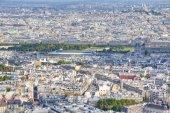 Parisian cityscape — Stock Photo