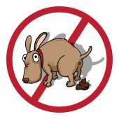No littering — Stock Vector