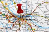 Beograd — Stock Photo