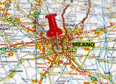 Milano — Foto de Stock